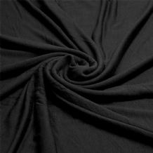 Black - Viscose Elestane